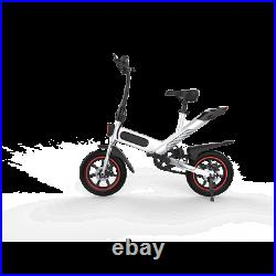 14 Folding Electric Bikes Electric Mountain Bike Men Woman Bike 350W 36V E-Bike