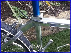 17 PACE RC200 F3 retro mountain bike, XT, Hope, Use, Ritchey, Mavic, Shocktech