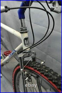 1980 Trek 820 MTB Bike Large 19 Hardtail Rigid Deore XT Chromoly Tange Charity