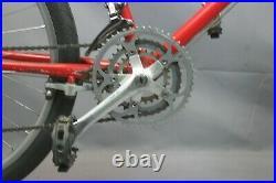 1985 Fuji Sundance MTB Bike 22.5 X-Large Hardtail Rigid Canti Steel USA Charity