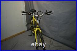 1987 Schwinn High Sierra MTB Bike 20 Large Rigid Deore Chromoly Steel Charity