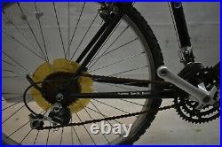1992 Trek Antelope 830 MTB Bike 18.5 Large Shimano Canti Chromoly Steel Charity