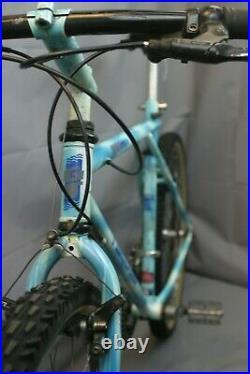 1993 GT Tequesta MTB Bike Large 20 Hardtail Rigid Shimano Tange Steel Charity