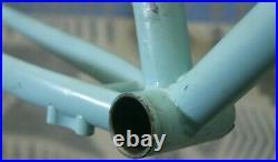 1995 Trek 990 Vintage MTB Bike Frame 16 Medium 650B Custom Paint Steel Charity