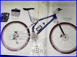 1996 AMP Research Mercedes MTB OLD school Mountain Bike