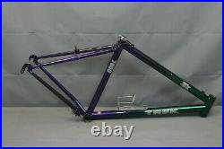 1996 Trek 7000 ZX MTB Bike Frame 19.5 Large Hardtail Cantilever Easton USA Made