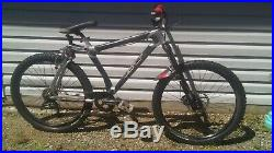 1997 GT STS DH Downhill Carbon Fiber/ Thermoplastic Mountain Bike
