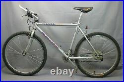1998 Mongoose Zero G IBOC MTB Bike 21 XLarge Hardtail Rigid Tange Steel Charity