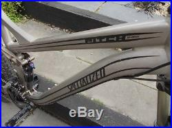 19 Specialized Pitch Pro Full Suspension Mountain Bike Fox Rockshox Shimano