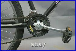 2000 GT Outpost Trail MTB Bike Large 18 Hardtail Rigid Shimano Steel US Charity