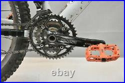 2001 Cannondale F900 SL MTB Bike Large 18.5 Hardtail Deore XT Disc USA Charity