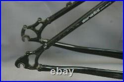 2006 Gary Fisher RIG MTB Bike Frameset Medium 17.5 Hardtail Carbon Fork Charity