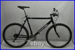 2008 Cannondale M700 MTB Bike X-Large 22 Hardtail Rigid Deore XT USA Charity