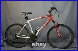 2008 Trek 3700 MTB Bike Large 19.5 Hardtail Shimano Suntour V-Brakes US Charity