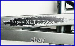 2009 Marin Quake 7.9 Alloy 26 175mm Dual Suspension MTB Freeride Frame New Gray