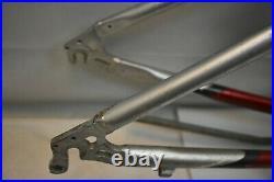 2010 Giant Sedona MTB Bike Frame Set Medium 17 Hardtail Touring V-Brake Charity