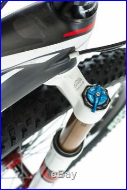 2013 CUBE Elite Super HPC Mountain Bike 18in Carbon Fibre Shimano Deore XT new