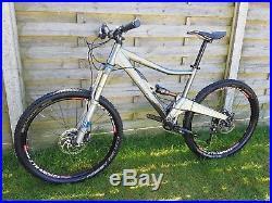 2013 Orange Five 5 Pro Mountain Bike 18 Great Spec