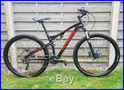 2013 Specialized Epic Carbon Comp Fsr 29er Mountain Bike