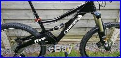 2015 Orange Five Pro 27.5 650b Full Suspension Mountain Bike 5 Rs