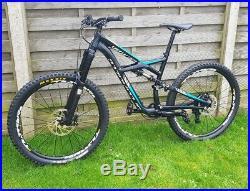 2015 Specialized Enduro Elite 650b Full Suspension Mountain Bike