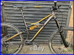 2015 Specialized Enduro Expert Evo Full Suspension Mountain Bike