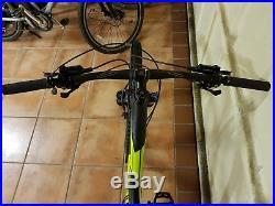 2015 Specialized Stumpjumper FSR Comp Evo 29er Medium Black/Green Mountain Bike
