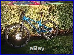 2015 norco fluid full suspension mountain bike