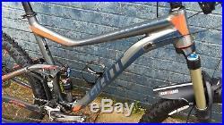 2016 Giant Trance 2 Large 27.5 Full Suspension Mountain Bike