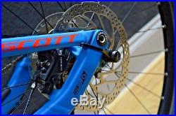 2016 Scott Genius 750 Full Suspension Mountain Bike