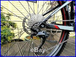 2017 Scott Spark 730 PLUS Full Suspension Mountain Bike 27.5 wheel 20 Large