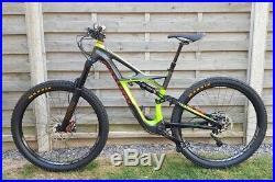 2017 Specialized Enduro S-works Carbon 29er 650b 27.5 Fsr Mountain Bike