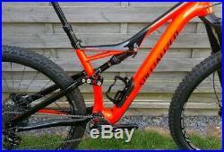 2017 Specialized Stumpjumper Carbon Expert 29er Fsr Mountain Bike