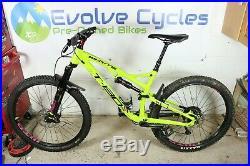 2017 Whyte T130 SX Trial Enduro Mountain Bike- Evolve Cycles Medium