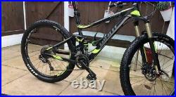 2018 Giant Stance 2 Full Suspension Mountain Bike 27.5