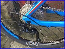 2018 Orbea Mx27 30 Hardtail Mountain Bike Large