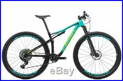 2018 Specialized S-works Epic Mens Mountain Bike Small 29 Carbon Quarq SRAM AXS