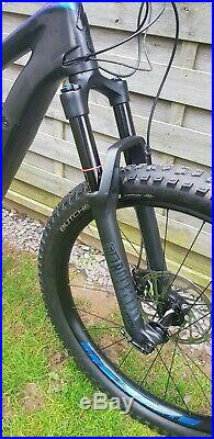 2018 Specialized Turbo Levo Carbon Comp 6fattie 29er Electric Mountain Bike