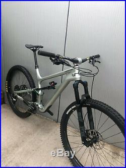 2019 Cannondale Habit Carbon High Spec Mountain Bike