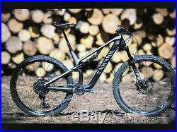 2019 Canyon Neuron CF 8.0 Stealth Mountain Bike small