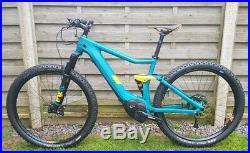 2019 Cube Stereo Hybrid 120 Hpc Carbon Sl 29 Electric Mountain E Bike Levo