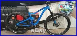 2019 Giant Trance 29 2 full suspension mountain bike RRP £2499 Eagle Fox Medium