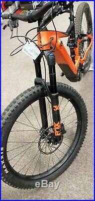2019 Giant Trance E+1 full suspension Electric mountain bike 27.5 RRP £4299 Med