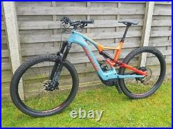 2019 SPECIALIZED TURBO LEVO CARBON EXPERT COMP 29er ELECTRIC MOUNTAIN BIKE