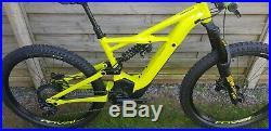 2019 Specialized Kenevo Comp Fsr Electric Mountain Bike E-bike Levo