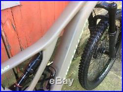 2019 Specialized Turbo Levo Comp FSR Electric Mountain Bike Large Ex-Demo
