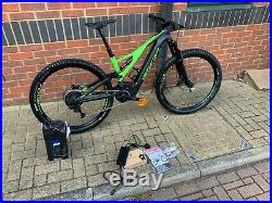 2019 Specialized Turbo Levo Expert FSR Electric Mountain Bike Size M Carbon