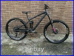 2019 Trek Remedy 8 Loaded With Extras Size M/L