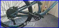2019 Whyte mens mountain bike T130