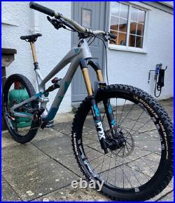 2019 YT Jeffsy Pro Race X01 Large Mtb Mountain Enduro Trail Bike